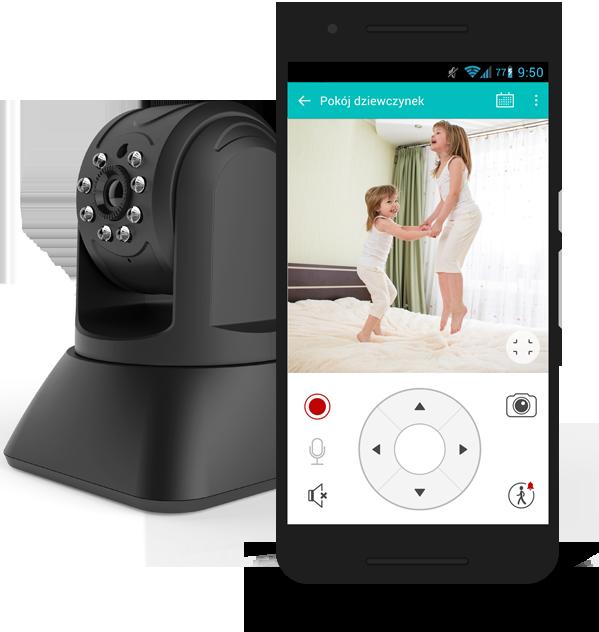 Prosty sposób na monitoring domu